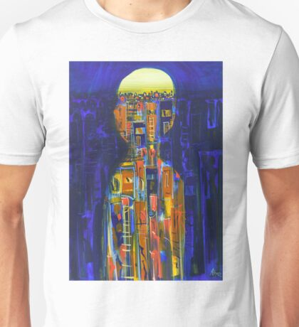 urban state of mind Unisex T-Shirt