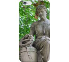 Traditional Stone Sculpture iPhone Case/Skin