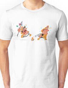 Firemen Unisex T-Shirt