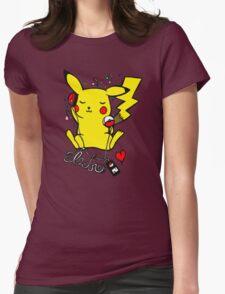 Pikachu Loves Electro Music T-Shirt