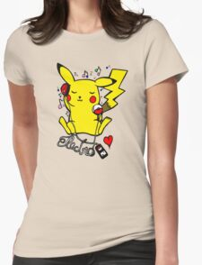 Pikachu Loves Electro Music T-Shirt