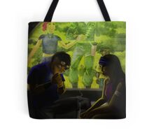 Gotta Get Out Tote Bag