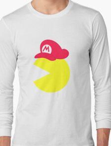 Pac Mario Long Sleeve T-Shirt