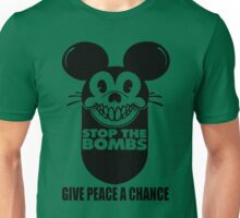 STOP THE BOMBS Unisex T-Shirt