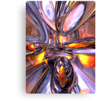 ludicrous Voyage Abstract Canvas Print