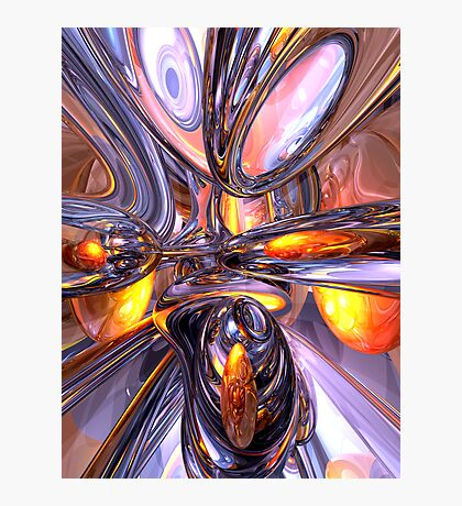 ludicrous Voyage Abstract Photographic Print