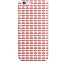 Judo Text Background Red iPhone Case/Skin