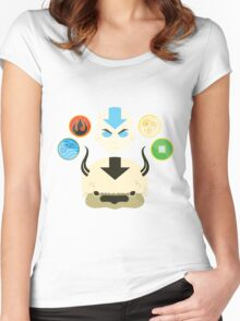 Yip Yip Women's Fitted Scoop T-Shirt