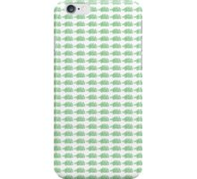 Judo Text Background Green  iPhone Case/Skin