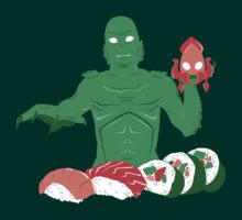 Sushi from the Black Lagoon by Kannaya