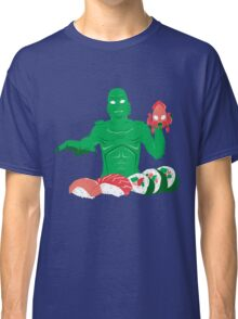 Sushi from the Black Lagoon Classic T-Shirt