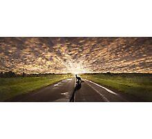 Golden Mile Photographic Print