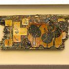 Eden - Discarded. (Framed original $285.00)  by Ian A. Hawkins