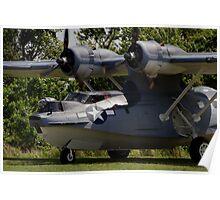 PBY Catalina Poster