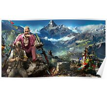 farcry 4 extended cover art Poster