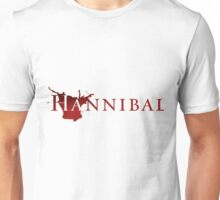 NBC Hannibal Unisex T-Shirt