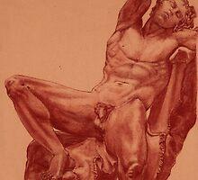 Barberini Faun by RF Hopper