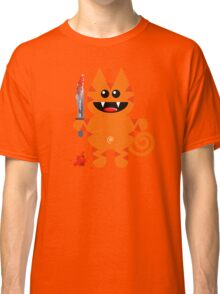 KAT 2 (Cute pet with a sharp knife!) Classic T-Shirt