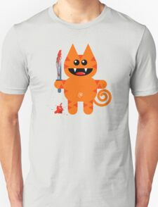 KAT 2 (Cute pet with a sharp knife!) T-Shirt
