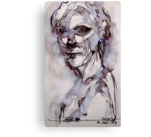 ink 3 Canvas Print