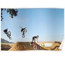Triple Jump Poster