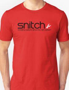 Snitch x Swatch Logo Parody T-Shirt