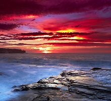 The Hues of Dawn by Mark  Lucey