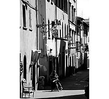 peoplescapes #308, que!!! Photographic Print