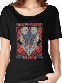 Hunting Club: Stygian Zinogre Women's Relaxed Fit T-Shirt