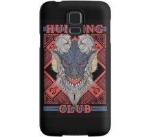 Hunting Club: Stygian Zinogre Samsung Galaxy Case/Skin