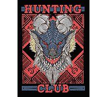 Hunting Club: Stygian Zinogre Photographic Print