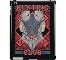 Hunting Club: Stygian Zinogre iPad Case/Skin