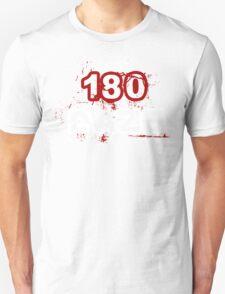 180 DAZE - Full Chest Unisex T-Shirt