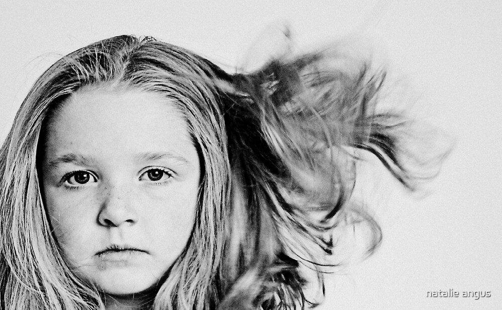 within the turmoil stood a girl by natalie angus