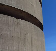 WW2 Occupation Tower, Corbiere by wiggyofipswich