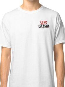 180 DAZE - LHC_Black Classic T-Shirt