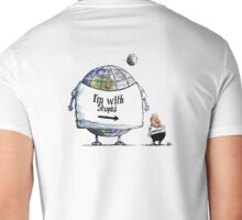 im with stupid Mens V-Neck T-Shirt
