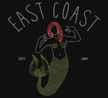 East Coast by wytrab8