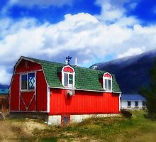 Mini Barn by rocamiadesign