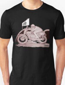 Cafe Racer w color T-Shirt