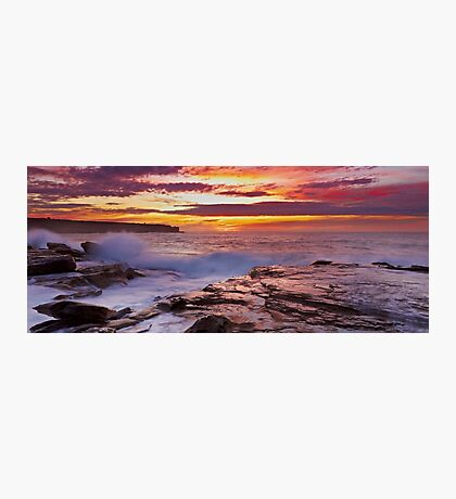 Long Bay Reflections Photographic Print