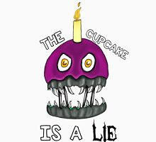 ☆The Cupcake Is A LIE☆ Unisex T-Shirt
