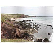 Coastal Erosion Poster