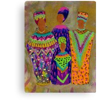 We Women 4 Canvas Print