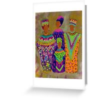 We Women 4 Greeting Card