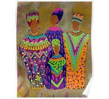 We Women 4 Poster