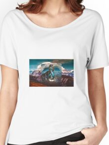 The Mountains Women's Relaxed Fit T-Shirt