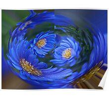The Flower Basket Poster