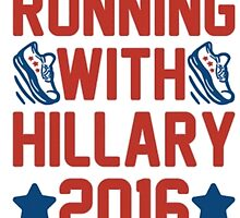 Running With Hillary by ClassyThreads