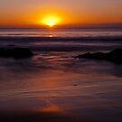 Pambula Sunrise by John Vandeven